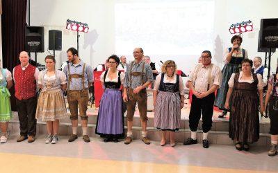 Tolle Stimmung beim Trachten- und Dirndlball in Merkenbach