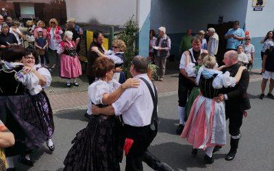 700 Jahre Kraftsolms – Auftritte und Stand